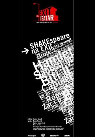 Predstava - SHAKEspeare na EXit