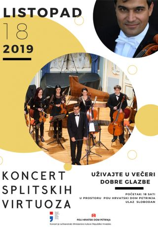 Koncert Splitskih virtuoza