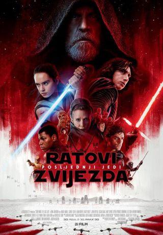 Ratovi zvijezda: Epizoda VIII - Posljednji Jedi