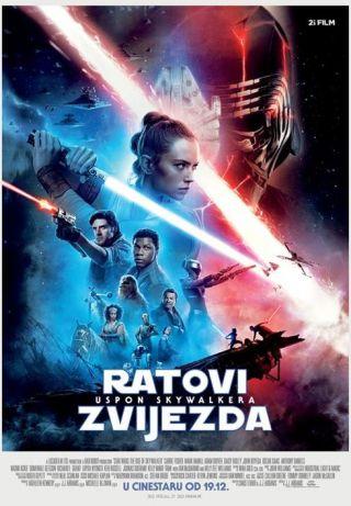 Ratovi zvijezda: Uspon Skywalkera 3D