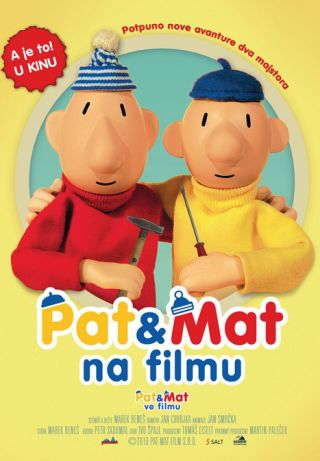 Pat i Mat na filmu