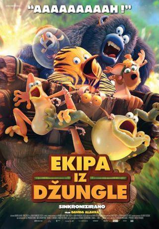 Ekipa iz džungle