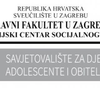 SAVJETOVALIŠTE I CENTAR SOCIJALNOG RADA PRAVNOG FAKULTETA