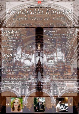 Orguljaški koncert