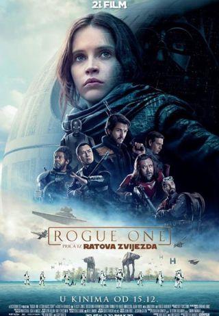 Rogue One: priča iz Ratova zvijezda