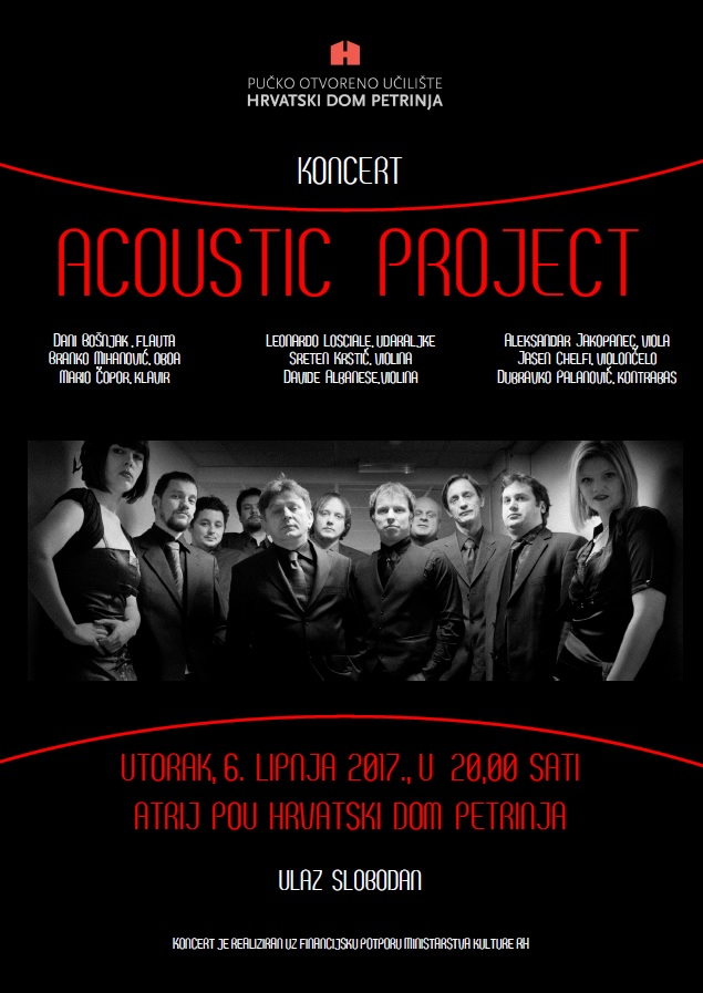 acoustic project